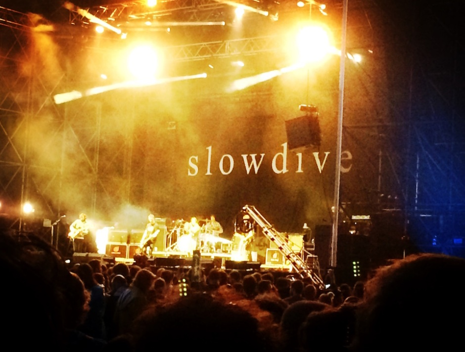 Slowdive al Primavera Sound 2014