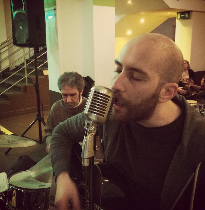 Claudio Cataldi dal vivo
