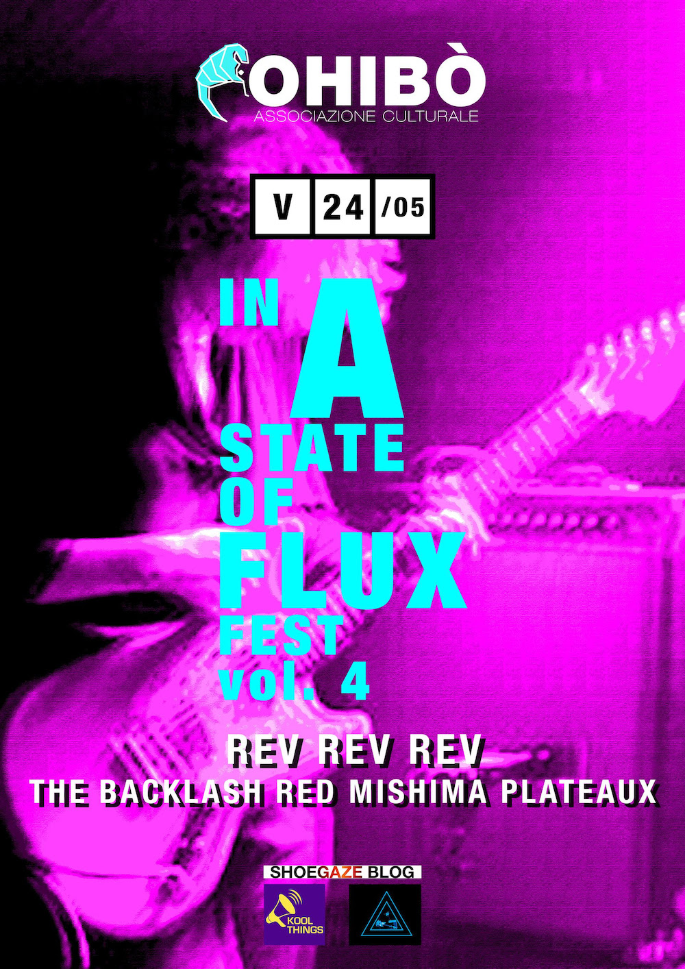 In A State Of Flux Festival