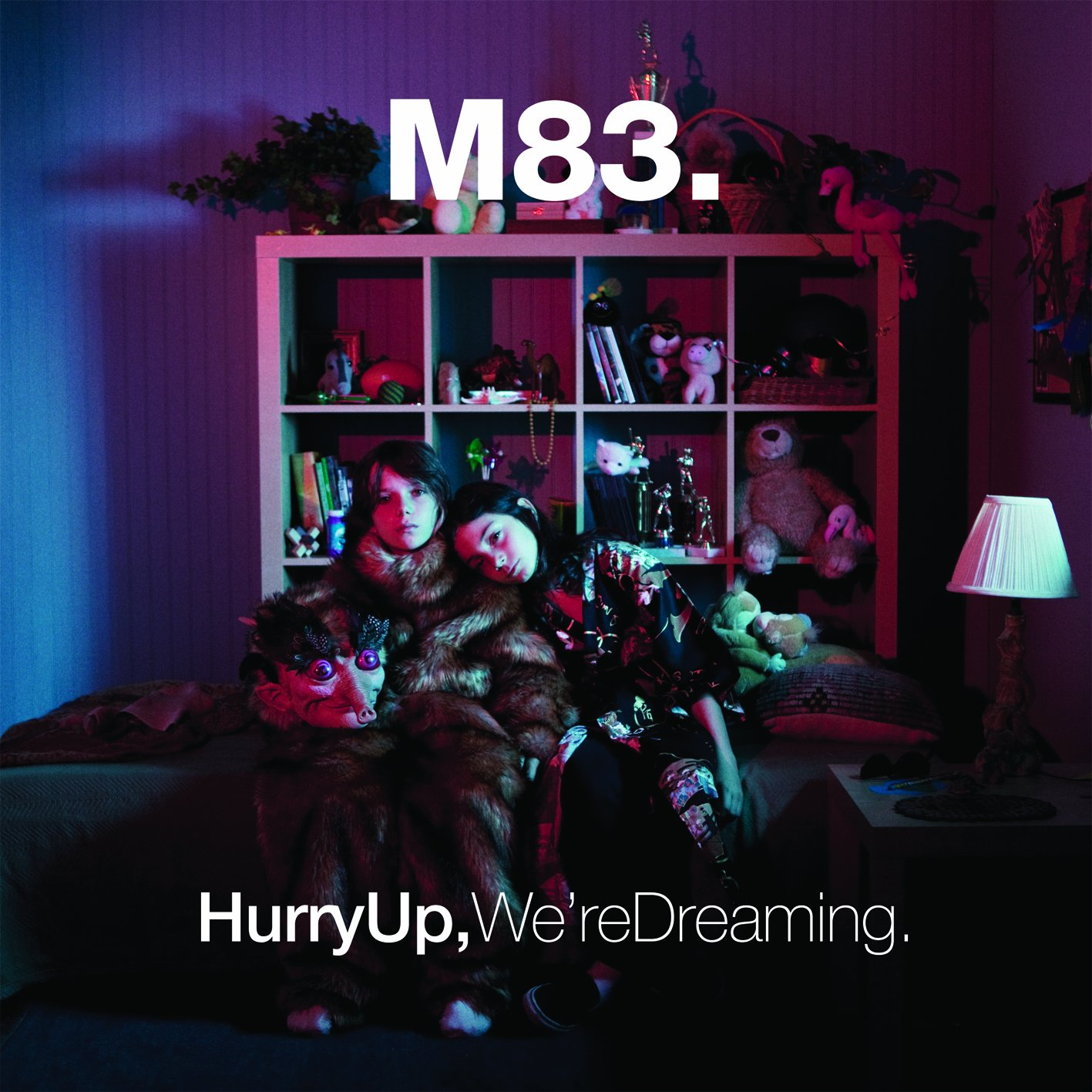 m83 - hurry up we're dreaming cover