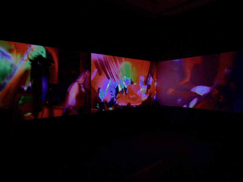 Proposal for a dance (2012)